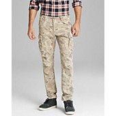 Gant by Michael Bastian Perfect Camo Slim Fit Cargo Pants