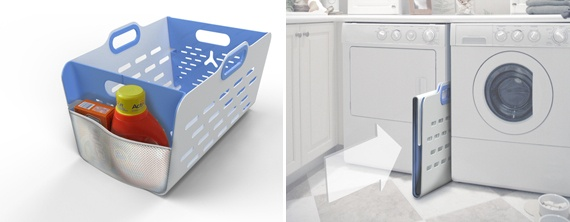 25+ Best Ideas About Collapsible Laundry Basket On