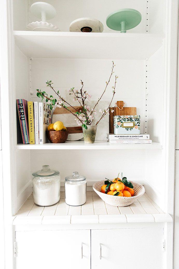 Kitchen Shelving Unit Open Shelving Kitchen Storage Open: 25+ Best Ideas About Open Shelf Kitchen On Pinterest