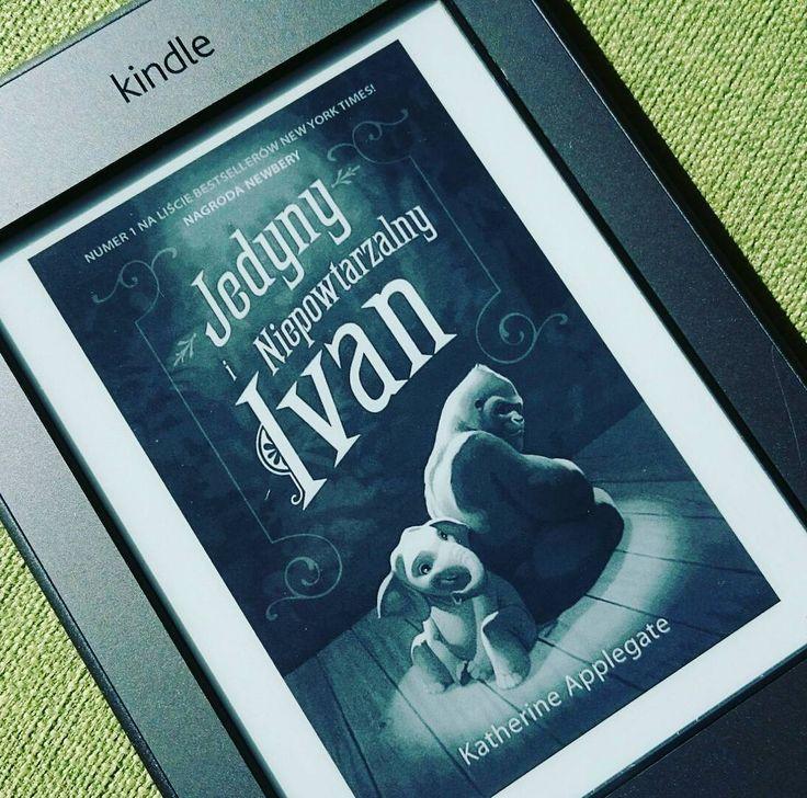 """""""Jedyny i Niepowtarzalny Ivan"""" na Instagramie."""