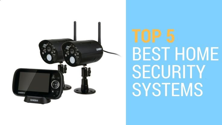 Top 5 Best Home Security Systems Reviews 2017, Cheap Guardian Home Secur... Full Reviews about Best Home Security Systems: main-reviews.com/...