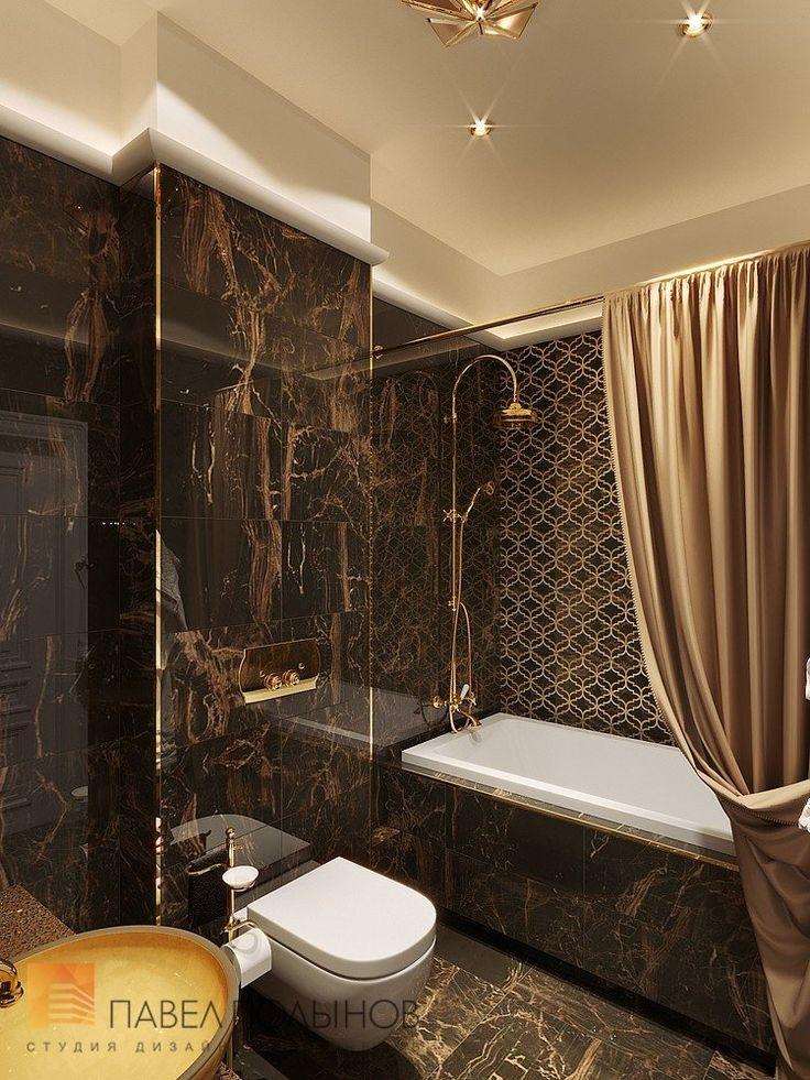 Фото дизайн ванной комнаты из проекта «Дизайн ...