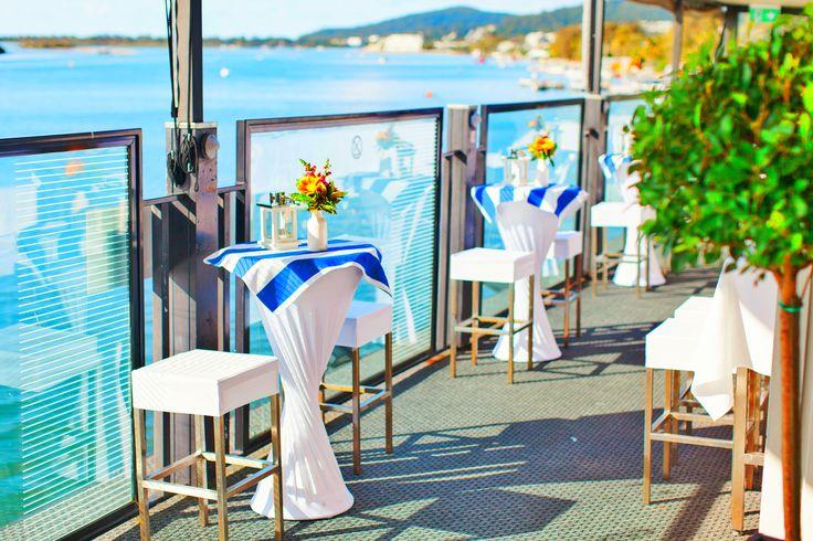 Noosa Boathouse Sunset Bar Weddings Noosa Weddings Sunshine Coast Weddings