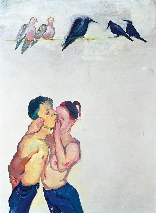 Diskretion, Maria Lassnig