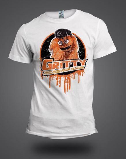 62e358c7e76 Gritty t-shirt - Philadephia flyers #gritty t-shirt | Clothing