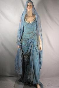 Spartacus Screen Worn Female Upper Class Roman Gown COA | eBay