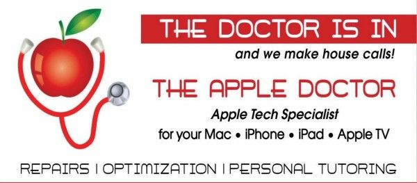 The Apple Doctor Computer repair in Salida Colorado