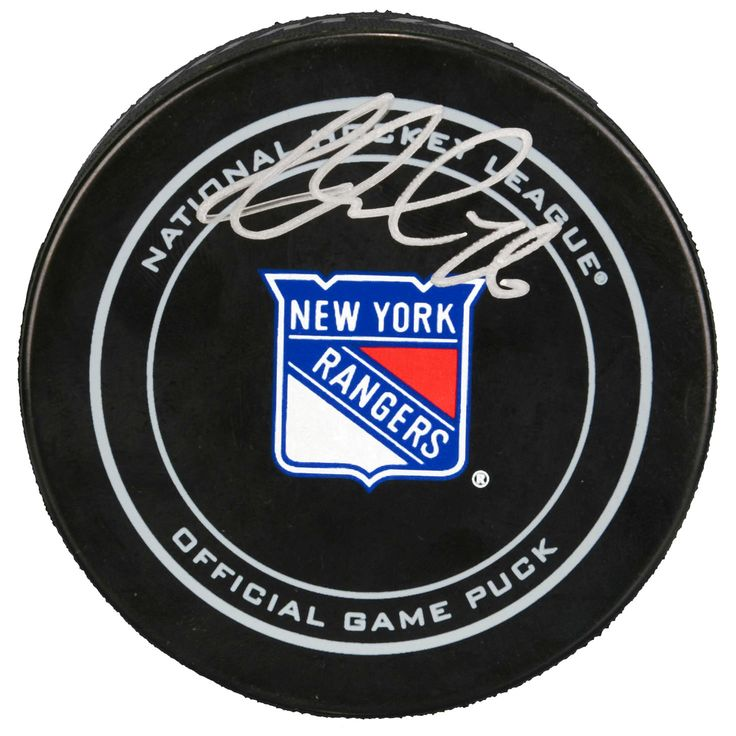 Jarret Stoll New York Rangers Fanatics Authentic Autographed Official Game Puck - $18.99