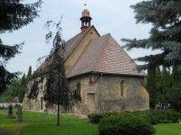 Kostel sv. Jakuba - nejstarší kostel