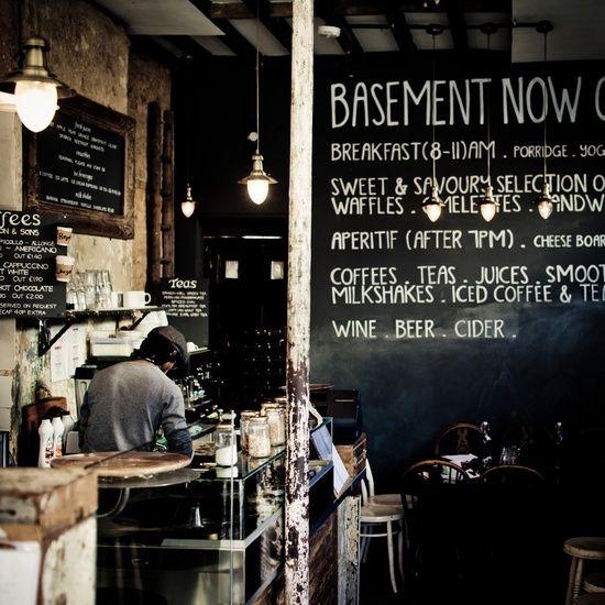 deli & coffe shop