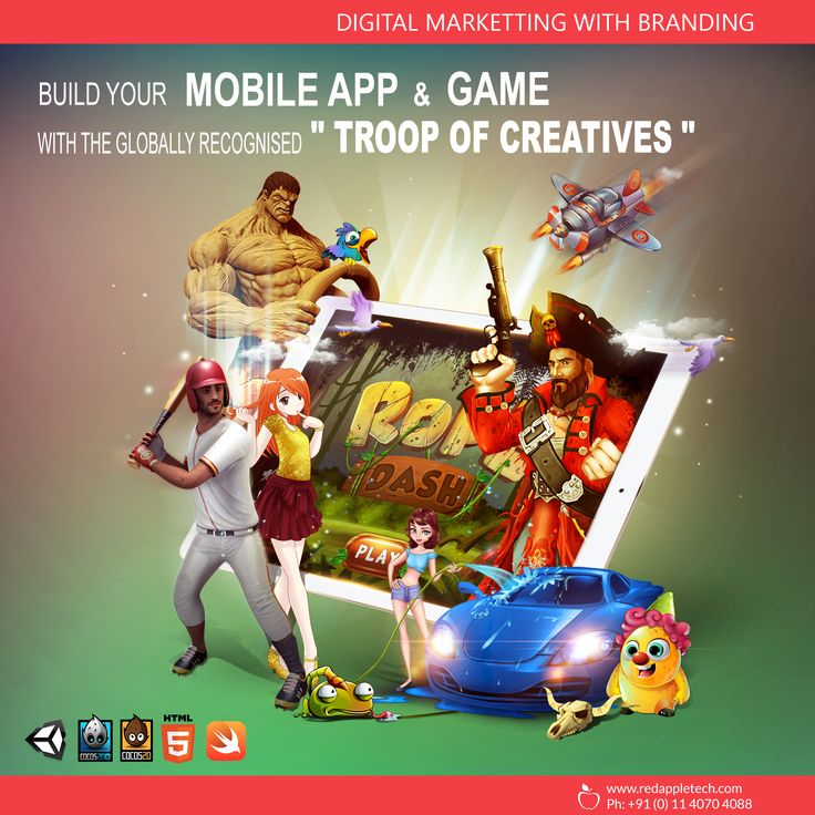 Renowned Mobile App & game development Company