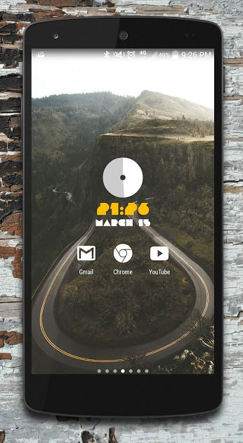 Ruckus Zooper widget pack - https://plus.google.com/collection/cI66v
