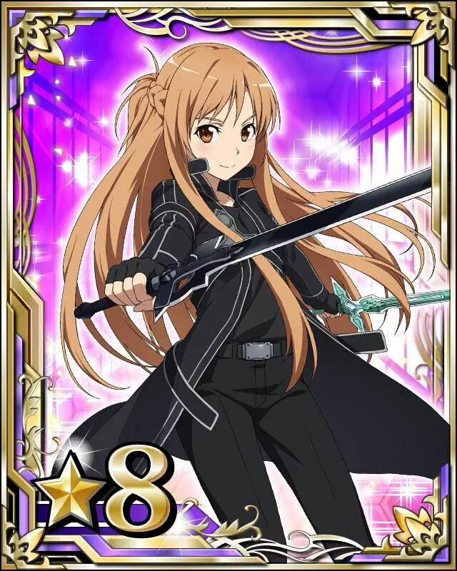 Asuna  SHE SWITCHED OUTFITS WITH KIRITO AND LOOKS 10 TIMES MORE ADORABLE
