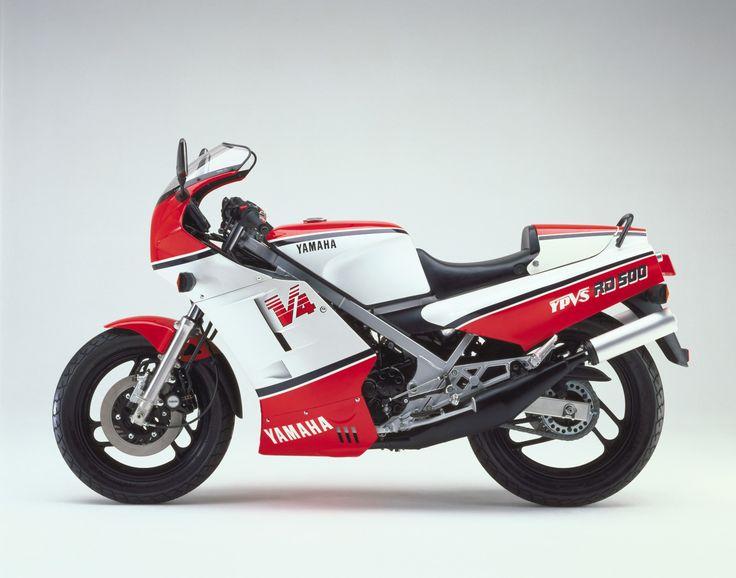 Yamaha RD500LC '1984–86