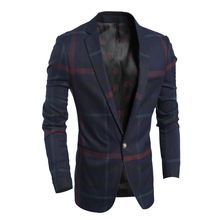 2016 Men Suit Business Formal Men Fashion Blazer Jacket Slim Fit Suit Blazer Brand Design Male Casual Suit Jacket X02     Tag a friend who would love this!     FREE Shipping Worldwide     #Style #Fashion #Clothing    Get it here ---> http://www.alifashionmarket.com/products/2016-men-suit-business-formal-men-fashion-blazer-jacket-slim-fit-suit-blazer-brand-design-male-casual-suit-jacket-x02/