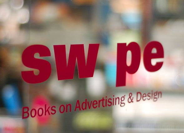 Want to visit: Swipe Books   Richmond & Adelaide