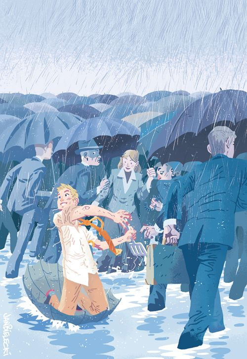 Cover for WPP annual Atticus, Jan Bielecki