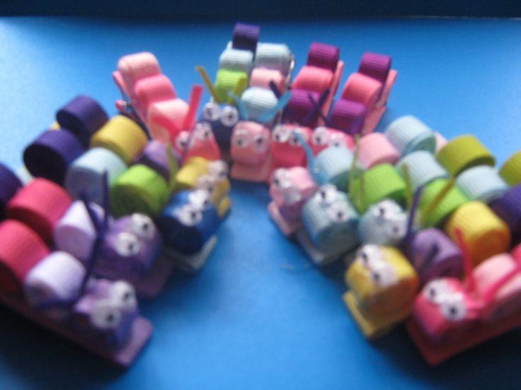 more cute worms mas gusanitos $8.000COP-pair