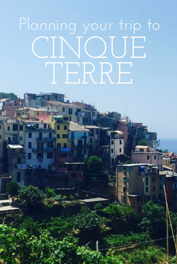 Heading to Cinque Terre? Here's an overview of the five towns, where to stay and what to do.