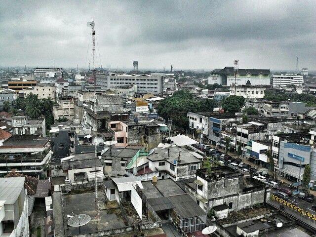 City of Palembang