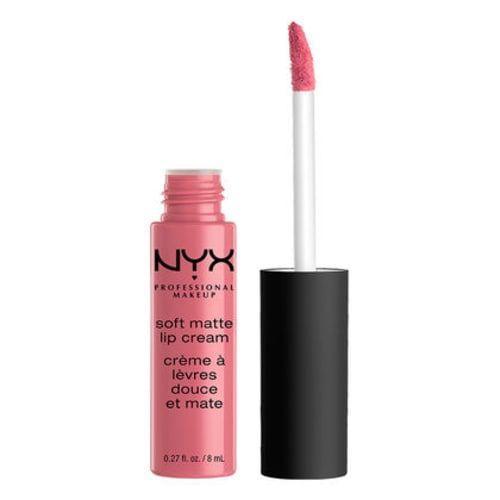 Best Drugstore Liquid Lipstick: NYX Soft Matte Lip Cream