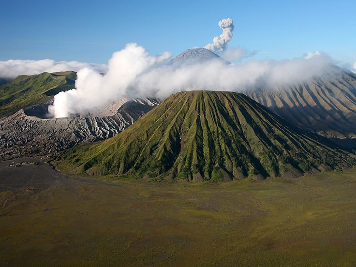 Mount Bromo. East Java.
