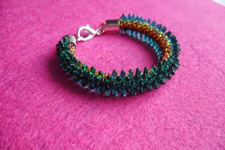 WyszywAnka: Emerald