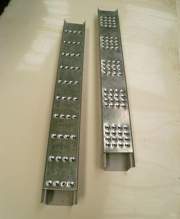 Steel Profile Zarnesti - bent profiles