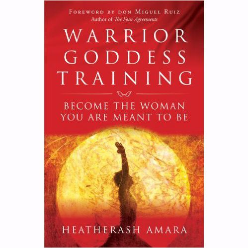 Become the Woman You are Meant to Be by HeatherAsh Amara. This bestselling book aims to prove to female readers that they are enough. With a focus on self-love and compassion, Amara teaches the practi