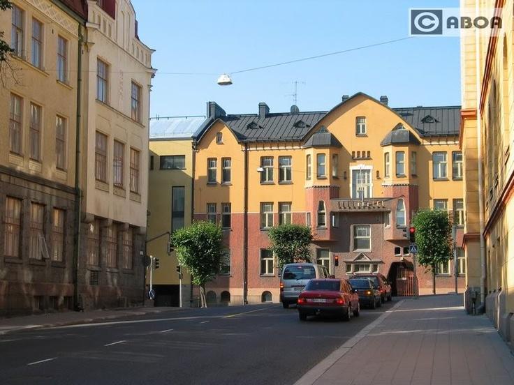 Maariankatu, Turku