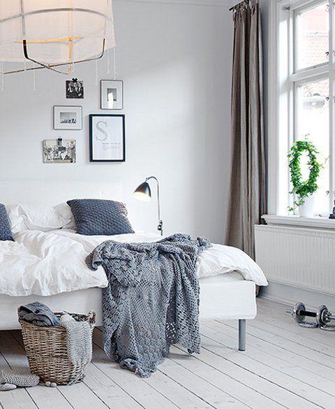 1000 ideas about scandinavian style bedroom on pinterest - Scandinavian interior design bedroom ...