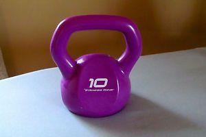 """""""Fitness Gear"""" 10 lb. Kettlebell"""