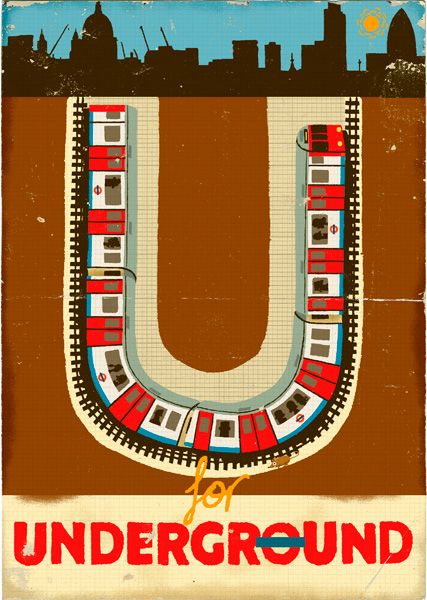 Illustrator Paul Thurlby | Letterhead Magazine