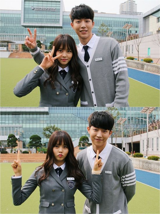 FIRST LOOK: School 2015, starring Kim So Hyun, Nam Joo Hyuk, and BtoB's Yook Sung Jae
