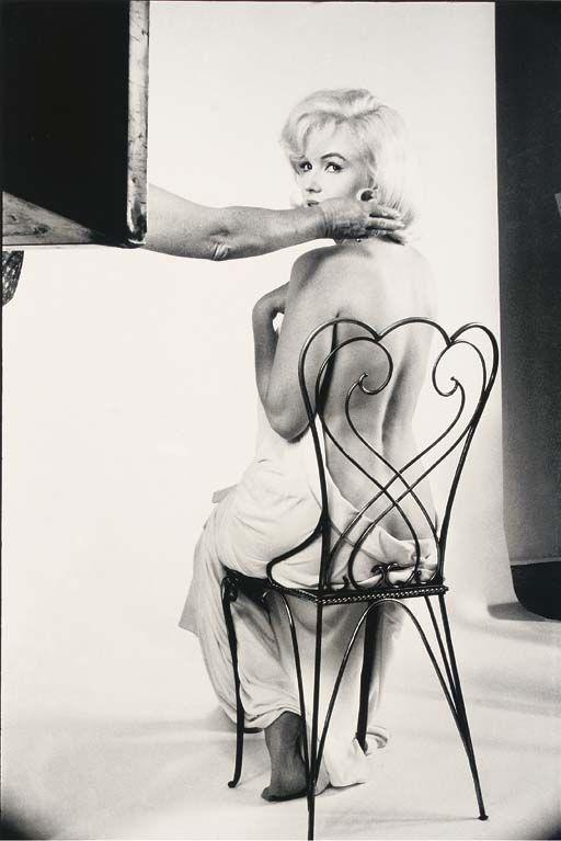 Eve Arnold, Marilyn Monroe, Hollywood, 1960