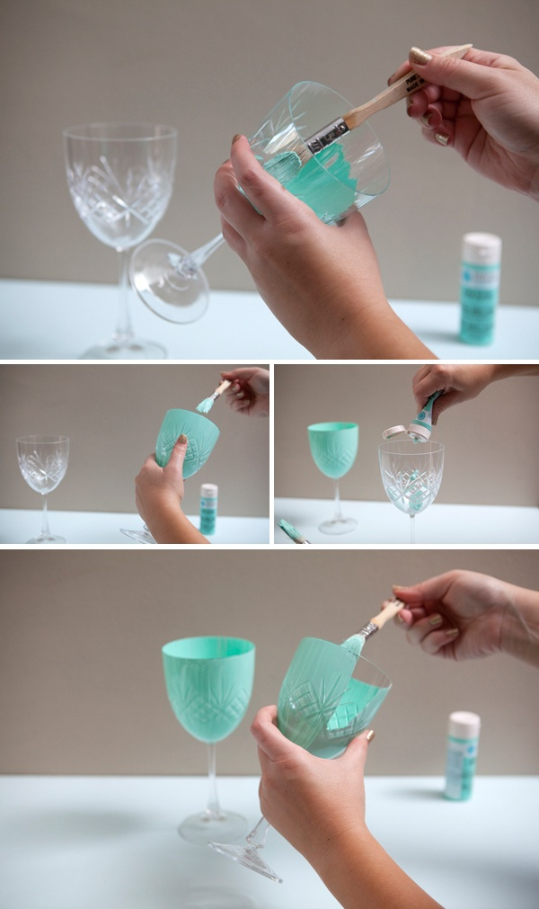 How To Cure Martha Stewart Craft Paint On Glass