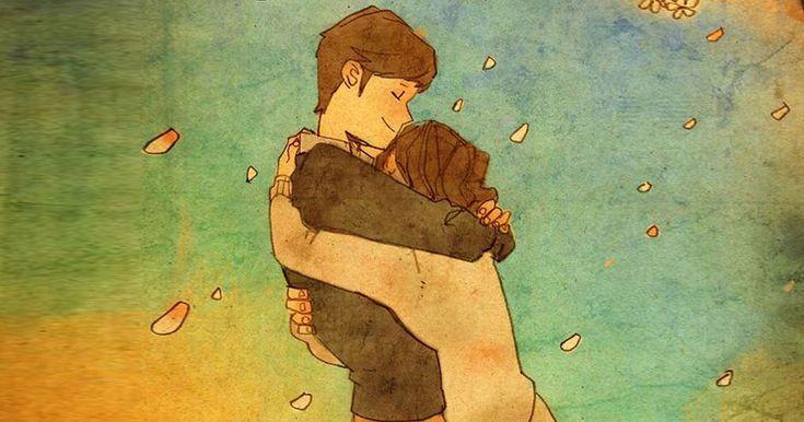 Η αγκαλιά είναι το καλύτερο φάρμακο. Είναι ένας πανίσχυρος τρόπος για να ανακουφίζουμε την ψυχή, να καταπολεμούμε την ανασφάλεια και να εξαλείφουμε τους παραλ�