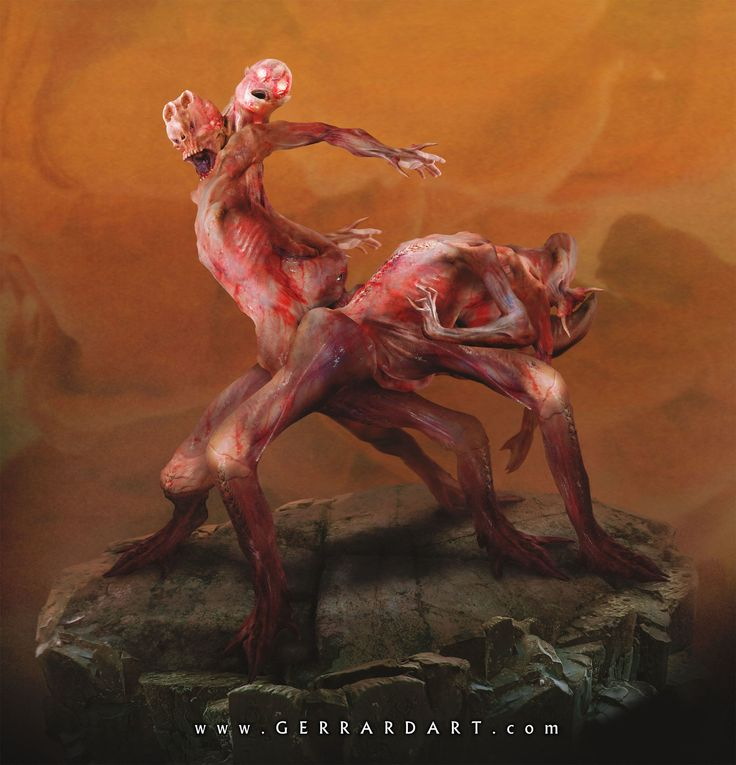 ArtStation - MODULOK : MASTERS OF THE UNIVERSE, Paul Gerrard
