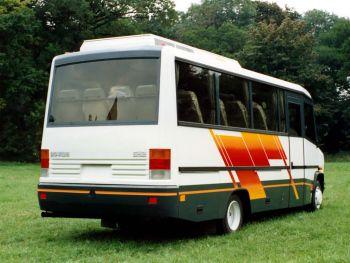 1990 Ikarus 542