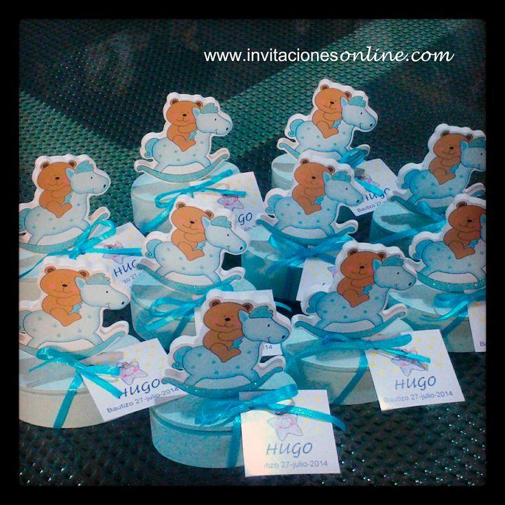 joyeros bebe caballitos, detalles de bautizo, detalls per bateig, Detalls Barcelona,