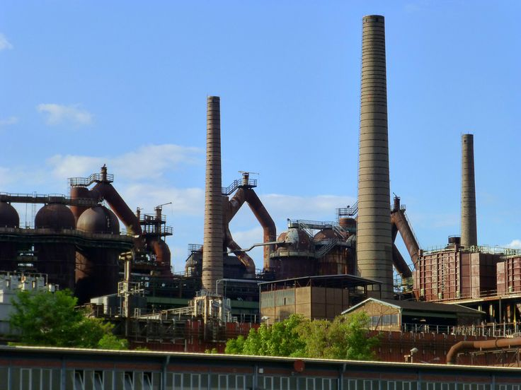 https://flic.kr/p/etcsAu | Völklinger Hütte, Saarbrücken, Germany ( Will you believe me when I tell you this is an Unesco site ? ) | Buy this photo on Getty Images : Getty Images Special upload for Antschy . The Völklingen Ironworks (German: Völklinger Hütte) is located in the German town of Völklingen, Saarland. In 1994, it was declared by UNESCO as a World Heritage site. It is an anchor point of the European Route of Industrial Heritage (ERIH). Published: - Daniel Bako (Germany...