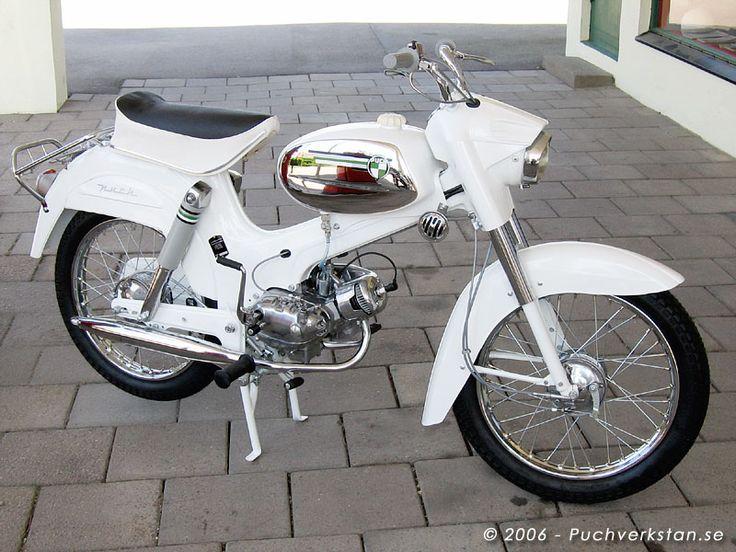 1963 Puch Dixie, VZ 50