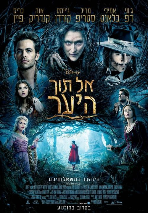 Watch Into the Woods (2014) Full Movie Online Free