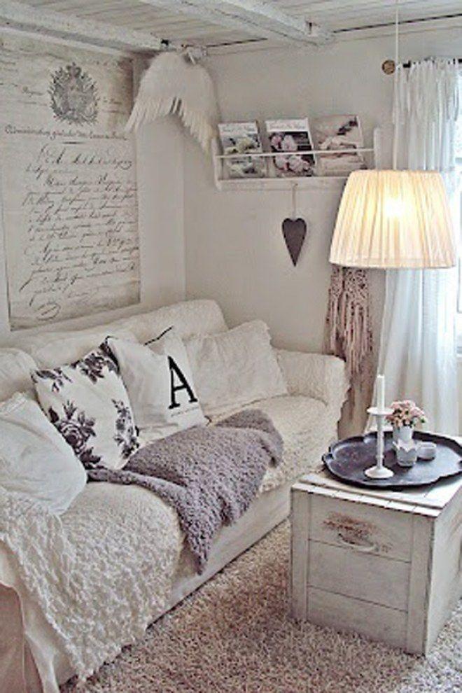 Die besten 25+ weißes rustikales Schlafzimmer Ideen auf Pinterest - deko brunnen wohnzimmer