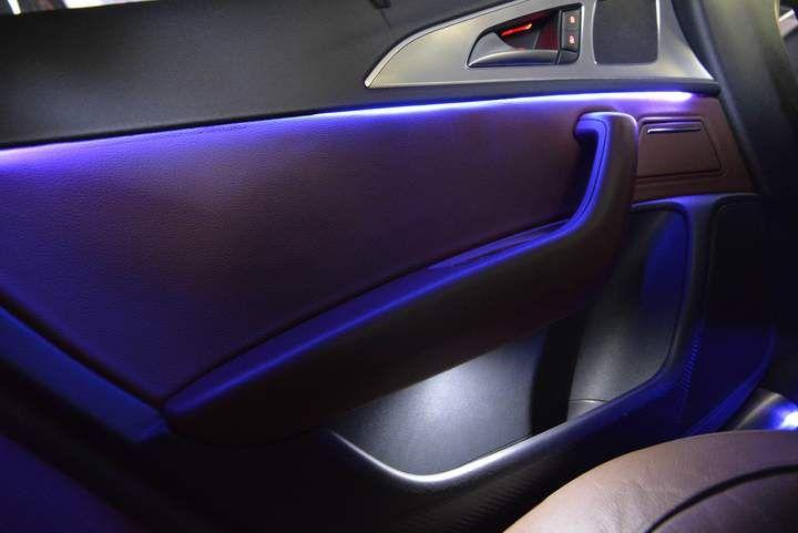 audi ambient lights for 10 18 models