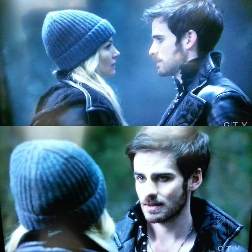 Hook and Emma, 3x14