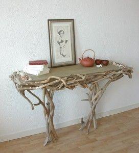 424 best bois flott images on pinterest driftwood art driftwood ideas and drift wood. Black Bedroom Furniture Sets. Home Design Ideas