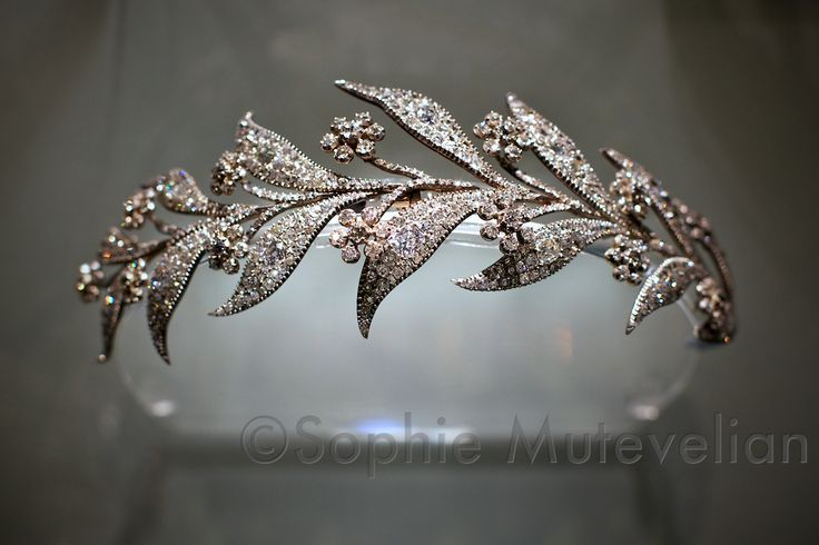 My Favorite Sanctuary - Tiara Tuesday - The Myrtle Tiara A gift from the...