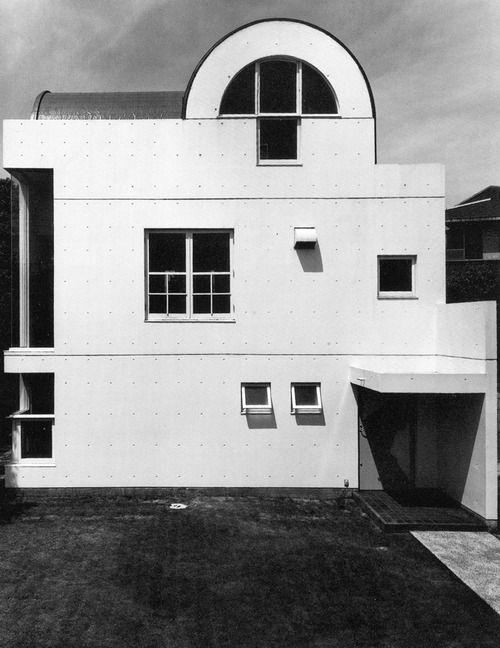 Arata Isozaki, Kaijima House, 1977