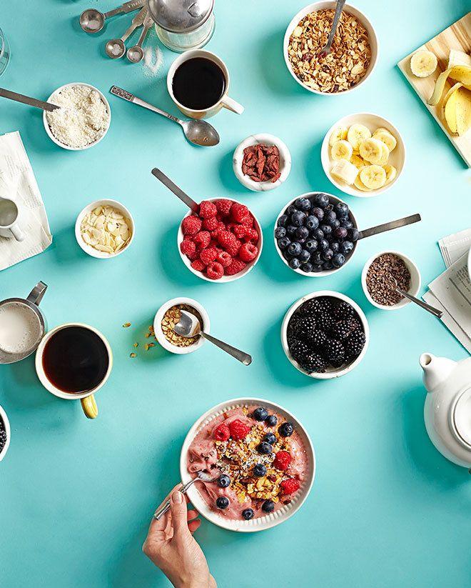 47 продуктов, которые содержат менее 100 калорий